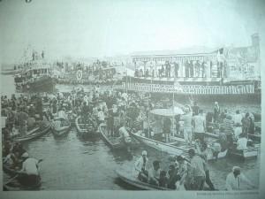 赤道祭り多い舟syuku