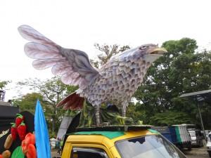 パレード鳥syuku